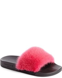 Sandalias rosa de Givenchy