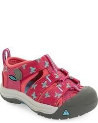 Sandalias rosa de Keen