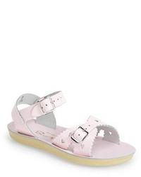 Sandalias rosadas