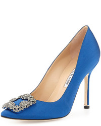 Satin Footwear