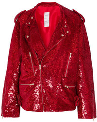 Sequin biker jacket original 11337076