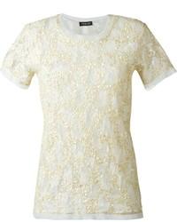 Sequin short sleeve blouse original 4107074