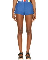 Short bleu Marni