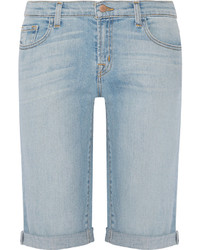 Short en denim bleu clair J Brand