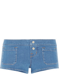 Short en denim bleu J Brand