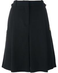 Short en soie noir Givenchy
