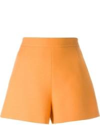 Short orange Valentino