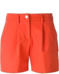 Short orange Versace