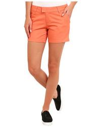 Short orange Volcom