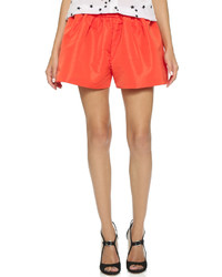 Short rouge RED Valentino