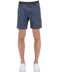Shorts de baño azul marino de Diesel