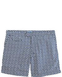Shorts de baño azul marino de J.Crew