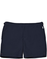 Shorts de baño azul marino de Orlebar Brown