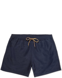 Shorts de baño azul marino de Paul Smith