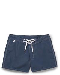 Shorts de baño azul marino de Sundek