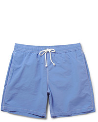 Shorts de baño azules de Hartford