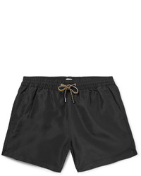 Shorts de baño negros de Paul Smith