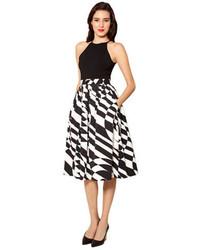 Silk midi skirt original 9929253
