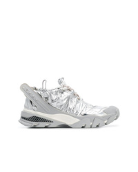 Calvin Klein 205W39nyc Drawstring Foil Runner Sneakers