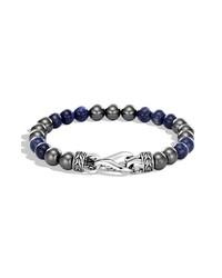 John Hardy Asli Chain Stone Bracelet