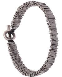M. Cohen Bar Beaded Bracelet