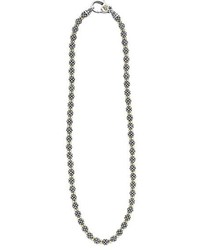 Lagos Forever Caviar Beaded Necklace