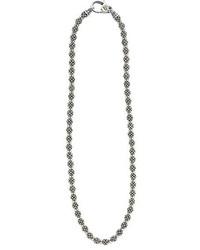 Lagos Forever Caviar Beaded Necklace
