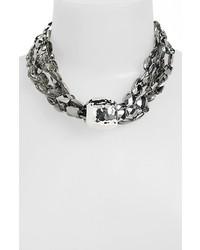 Simon Sebbag Multistrand Beaded Necklace