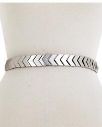 Nine West Stretch Metal Waist Belt