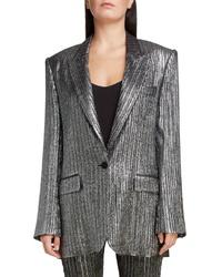 Isabel Marant Metallic Blazer