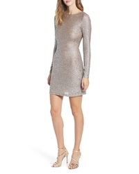 Somedays Lovin Wild Thoughts Metallic Dress