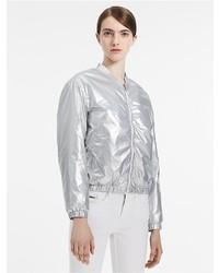 Calvin Klein Jeans Metallic Bomber Jacket