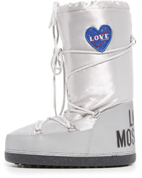 Moschino Moon Boots
