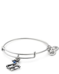 Alex and Ani Anchor Adjustable Wire Bangle