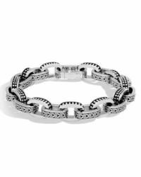 John Hardy Classic Chain Link Jawan Sterling Silver Bracelet
