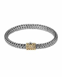 John Hardy Gold Accent Small Cable Chain Bracelet