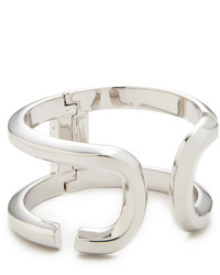 Marc Jacobs Icon Open Hinge Cuff Bracelet