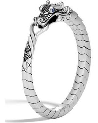 John Hardy Legends Naga Silver Small Bracelet