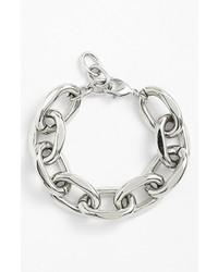 Nordstrom Chunky Link Bracelet Silver