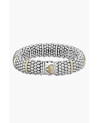 Lagos Oval Caviar Bracelet