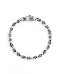 Silver classics link bracelet medium 3995965