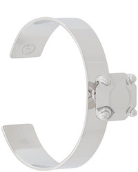 MM6 MAISON MARGIELA Stone Look Cuff Bangle Bracelet