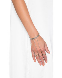 Vanessa Mooney The Long Life Ring Bracelet