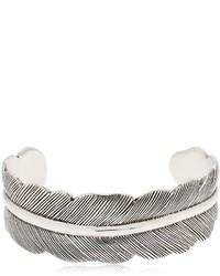 Philippe Audibert Tizziri Feather Bracelet