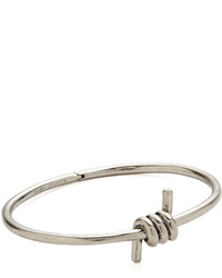 Marc Jacobs Twisted Hinge Cuff Bracelet