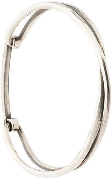 Werkstatt:Munchen Werkstattmnchen Crossed Bracelet