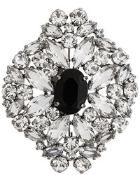 Ermanno Scervino Crystal Brooch