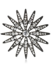 Nina Jadira Antique Starburst Brooch