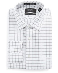 Nordstrom Shop Smartcare Traditional Fit Check Dress Shirt