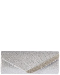 Jessica McClintock April Glitter Clutch Clutch Handbags